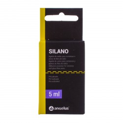 Dental Silano Adhesion Promoter for Ceramics and Glass Fiber Posts 5ml by Angelus