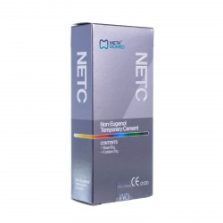 NETC Non Eugenol Temporary Dental Cement by Meta Biomed